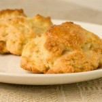 Irish sweet scones