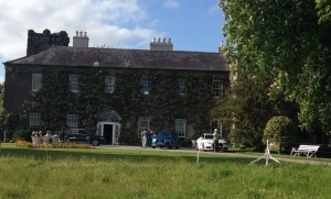 Ballymaloe House, Shanagarry, Co. Cork.